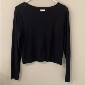 Black Longsleeve Shirt